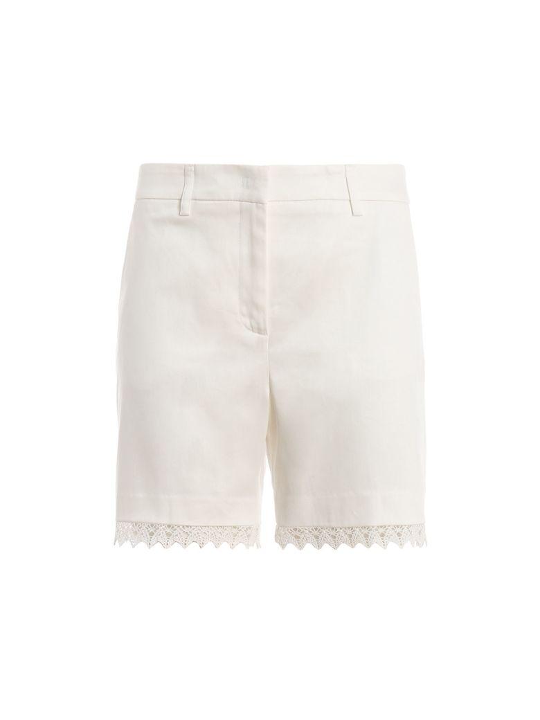 Blumarine Lace Shorts - White