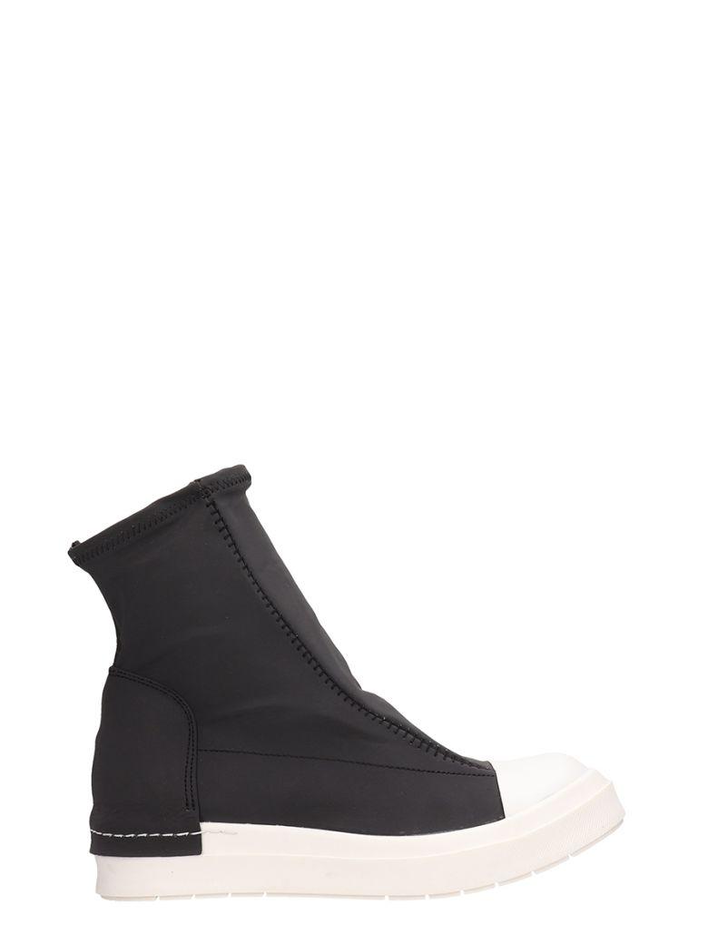 Cinzia Araia Hi Slip On Sneakers - black