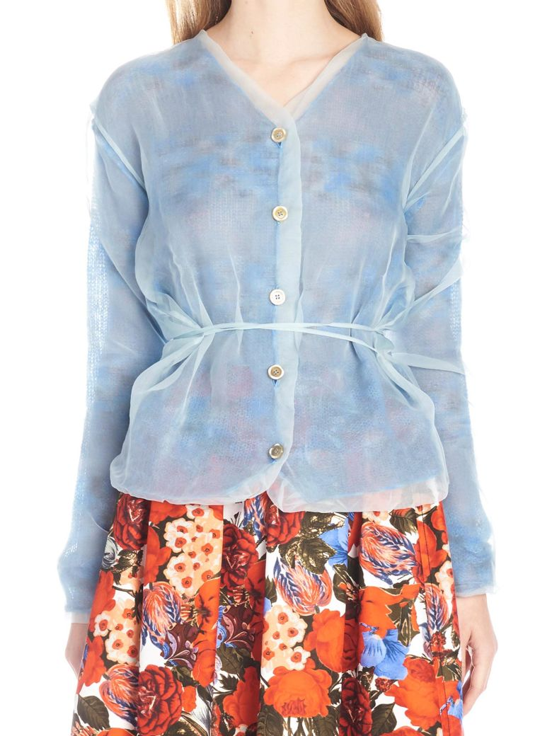Marni Cardigan - Light blue