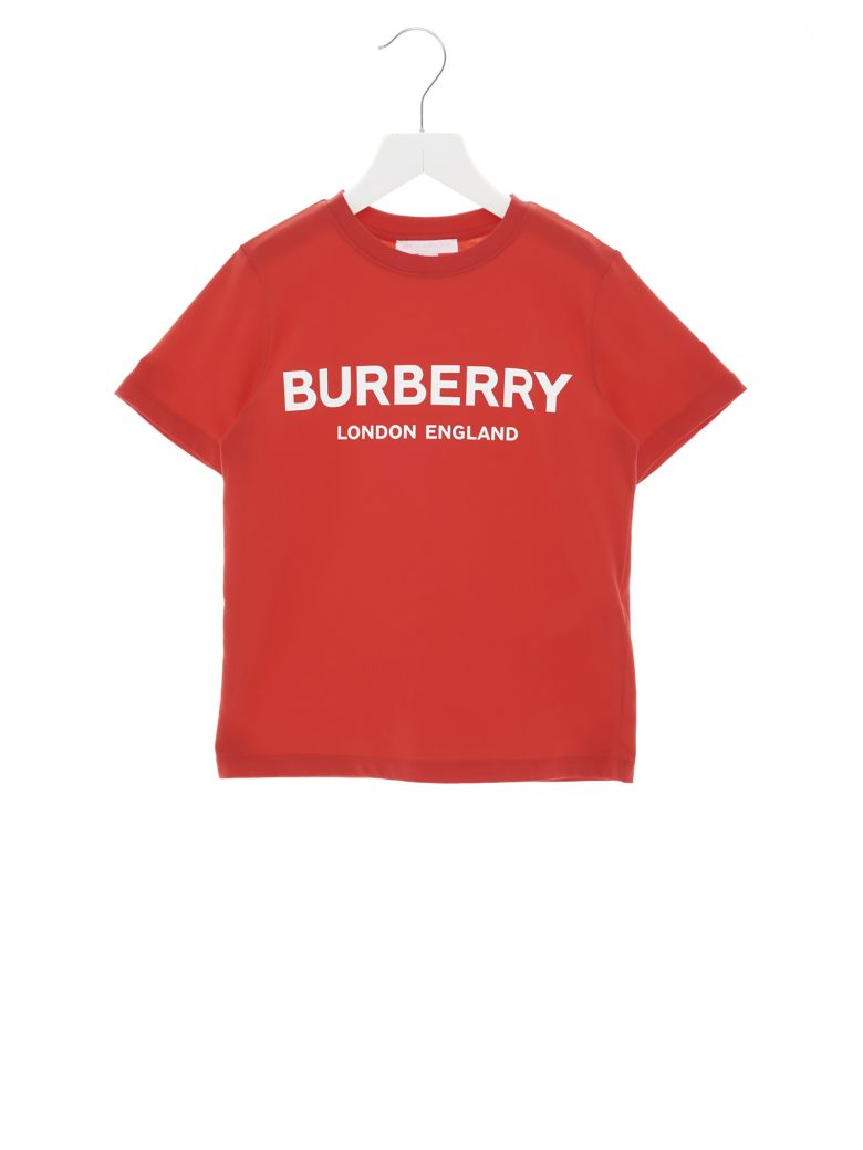 Burberry T-shirt - Red