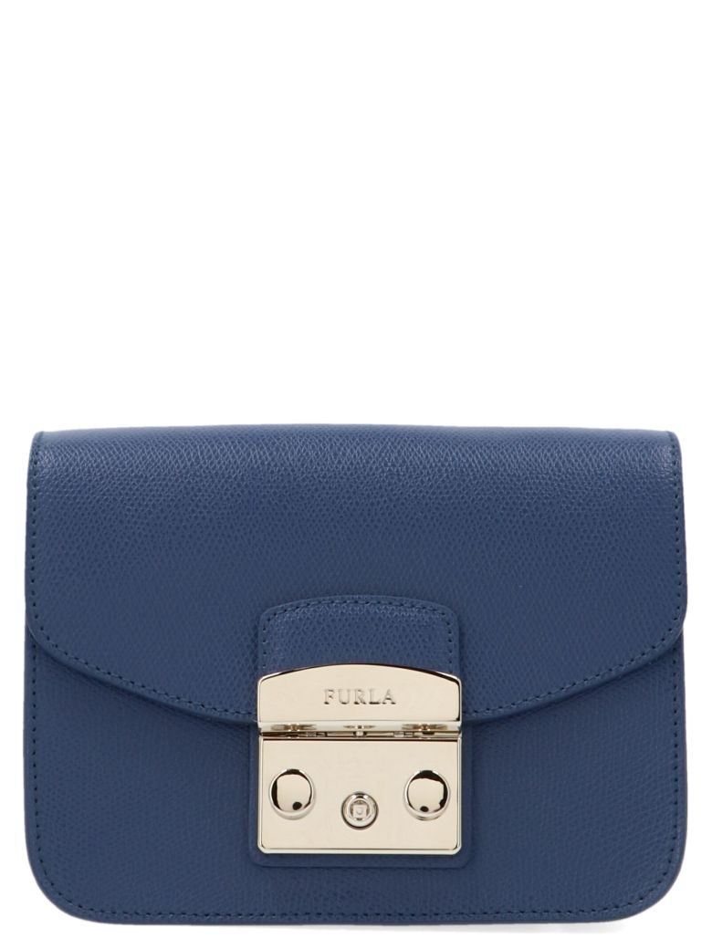 Furla 'metropolis' Bag - Purple