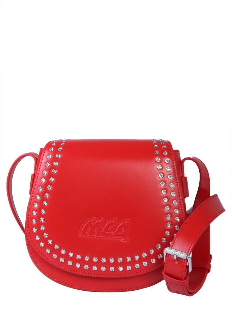McQ Alexander McQueen Mini Shoulder Bag - ROSSO