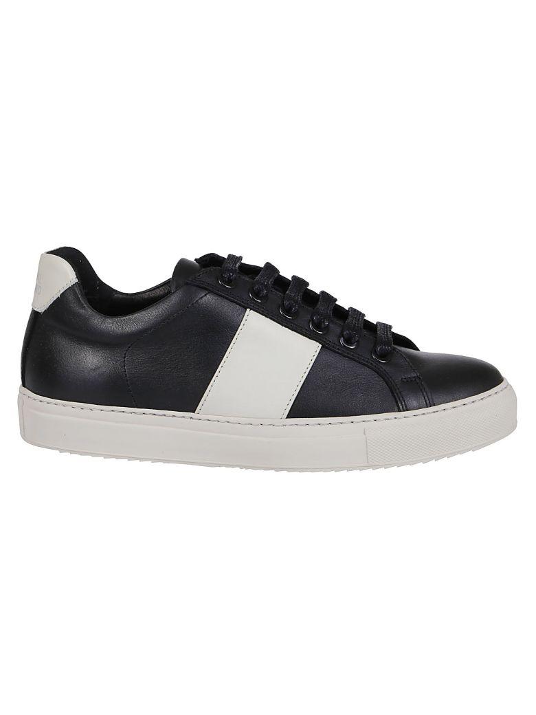 National Standard Sneakers - Nero/mastice