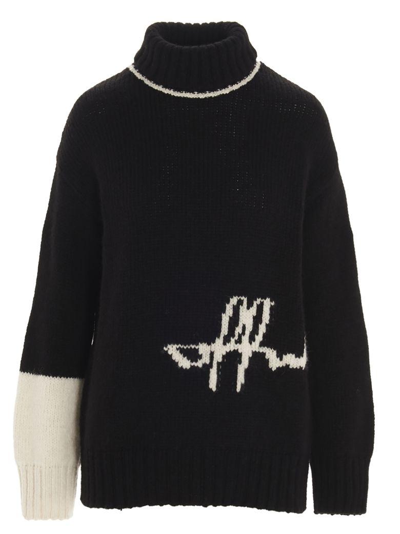 Off-White Sweater - Black&White