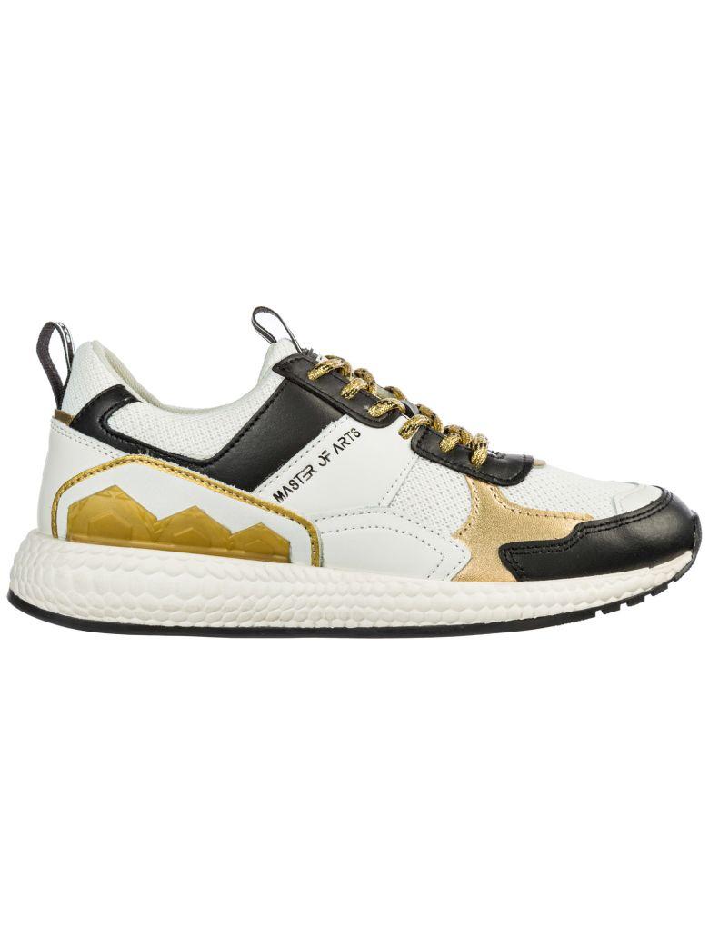 M.O.A. master of arts Moa Master Of Arts Futura Sneakers - Bianco
