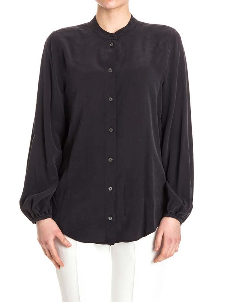 Equipment - Giana Shirt - Black