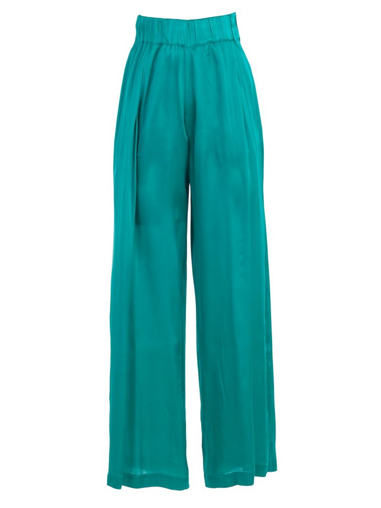 SEMICOUTURE Jonny Trousers - Emerald