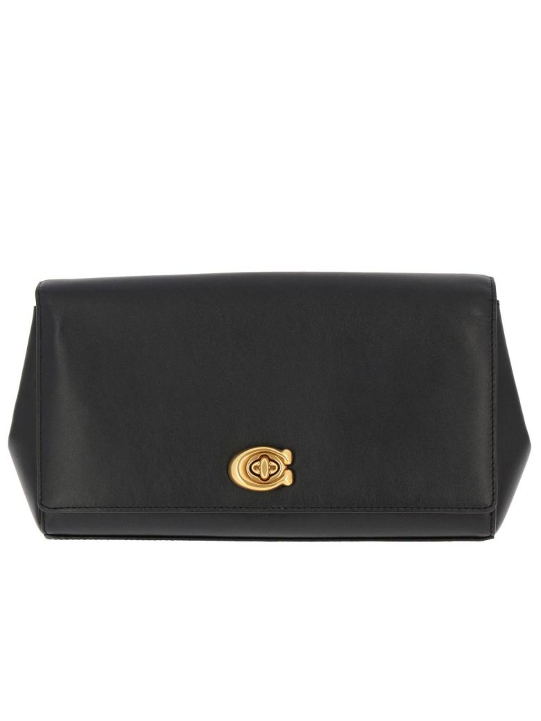 Coach Mini Bag Shoulder Bag Women Coach - black