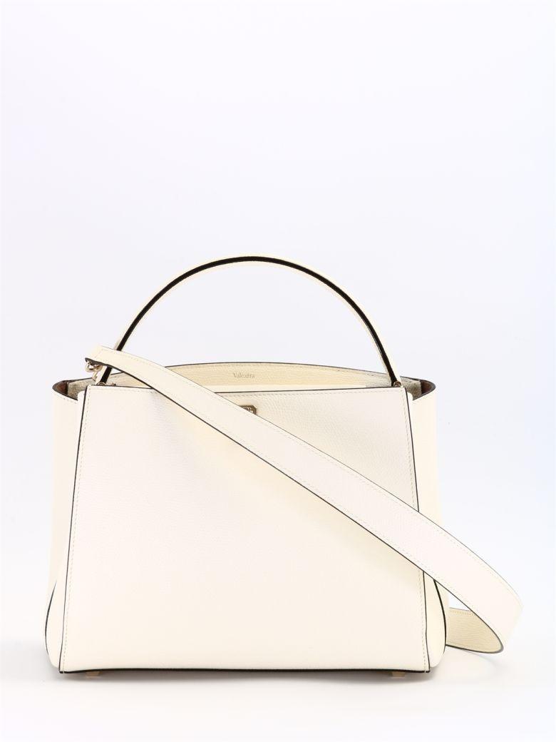 Valextra Brera Bag Medium - White