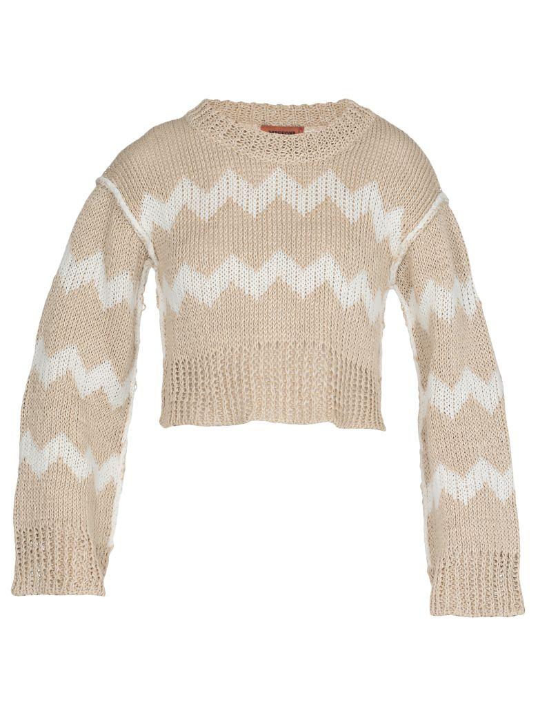 Missoni Hemp Sweater - White