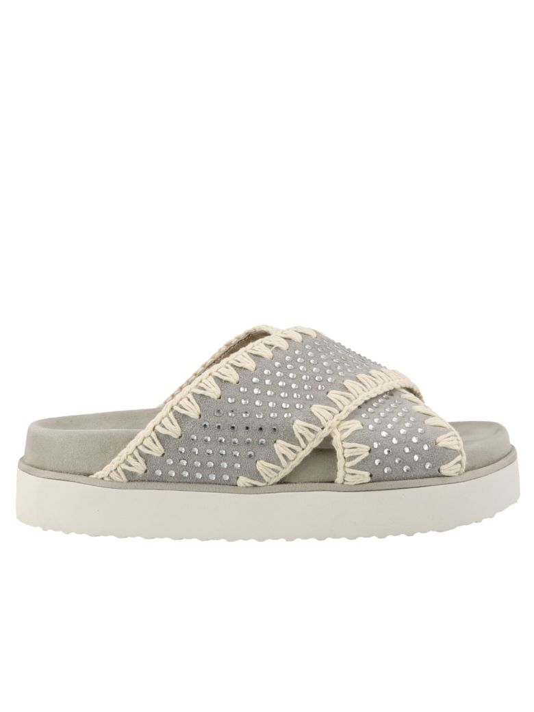 Mou Sandals - Grey