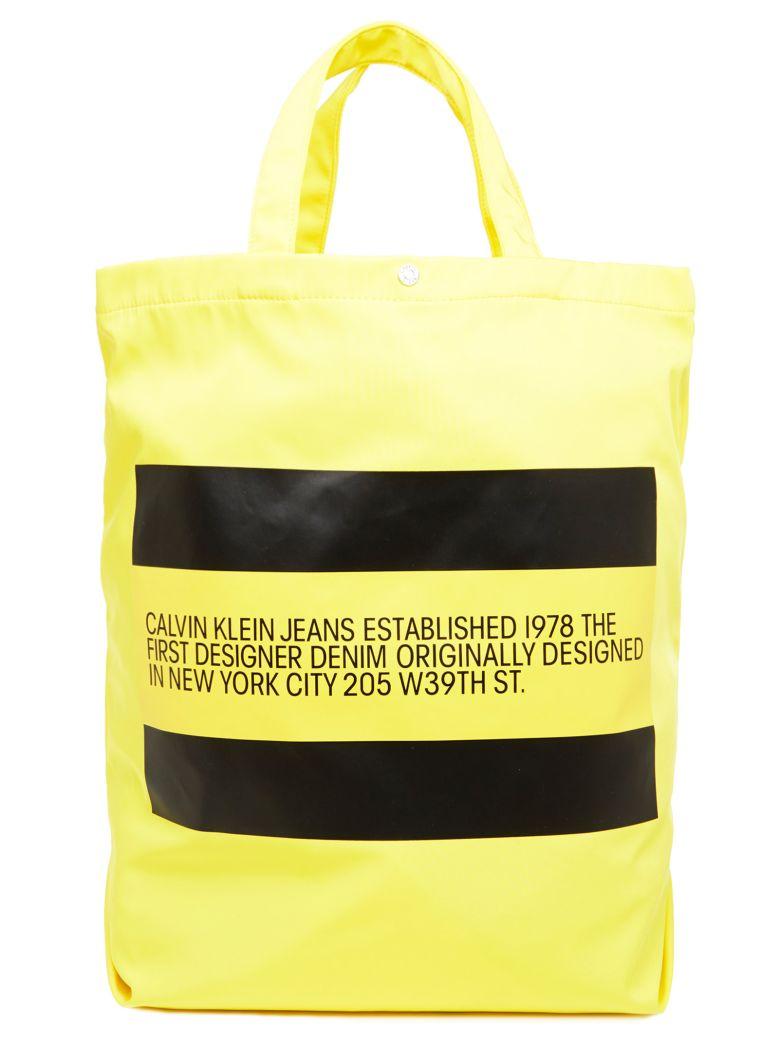Calvin Klein Bag - Giallo