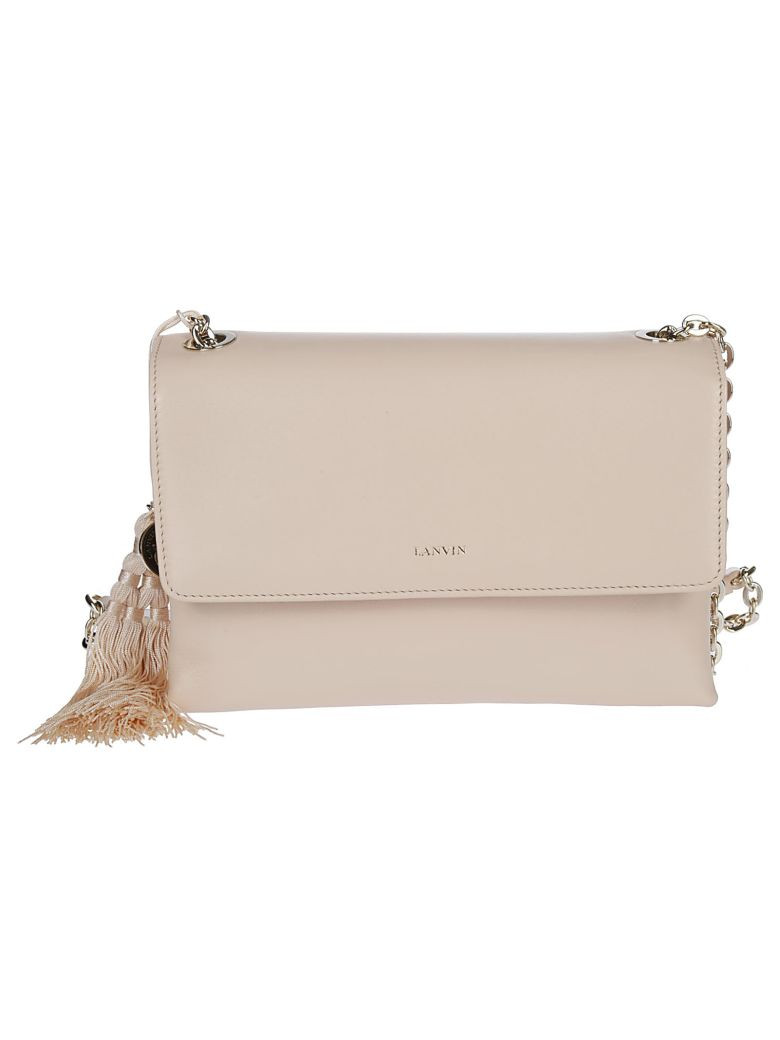Lanvin Small Sugar Shoulder Bag - Pink