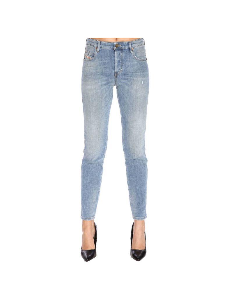 Diesel Jeans Jeans Women Diesel - stone washed