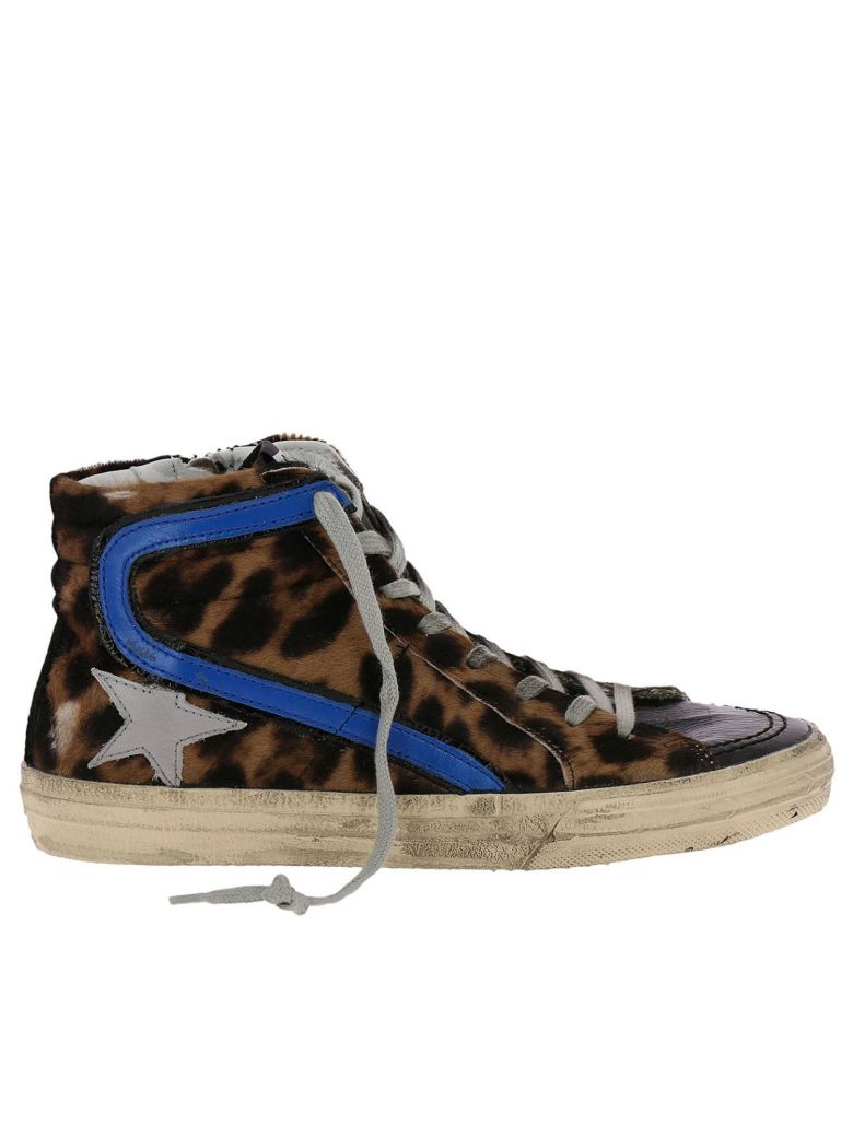 Golden Goose Sneakers Shoes Women Golden Goose - brown