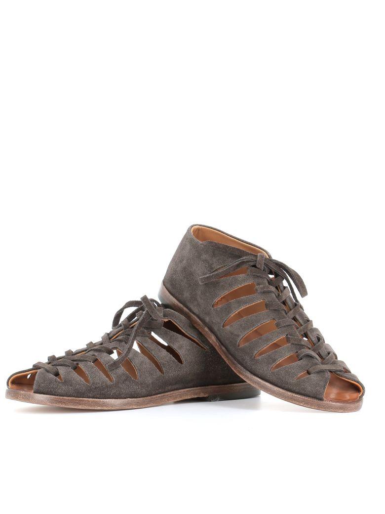 "Alberto Fasciani Sandals ""xenia 45013"" - Dark grey"