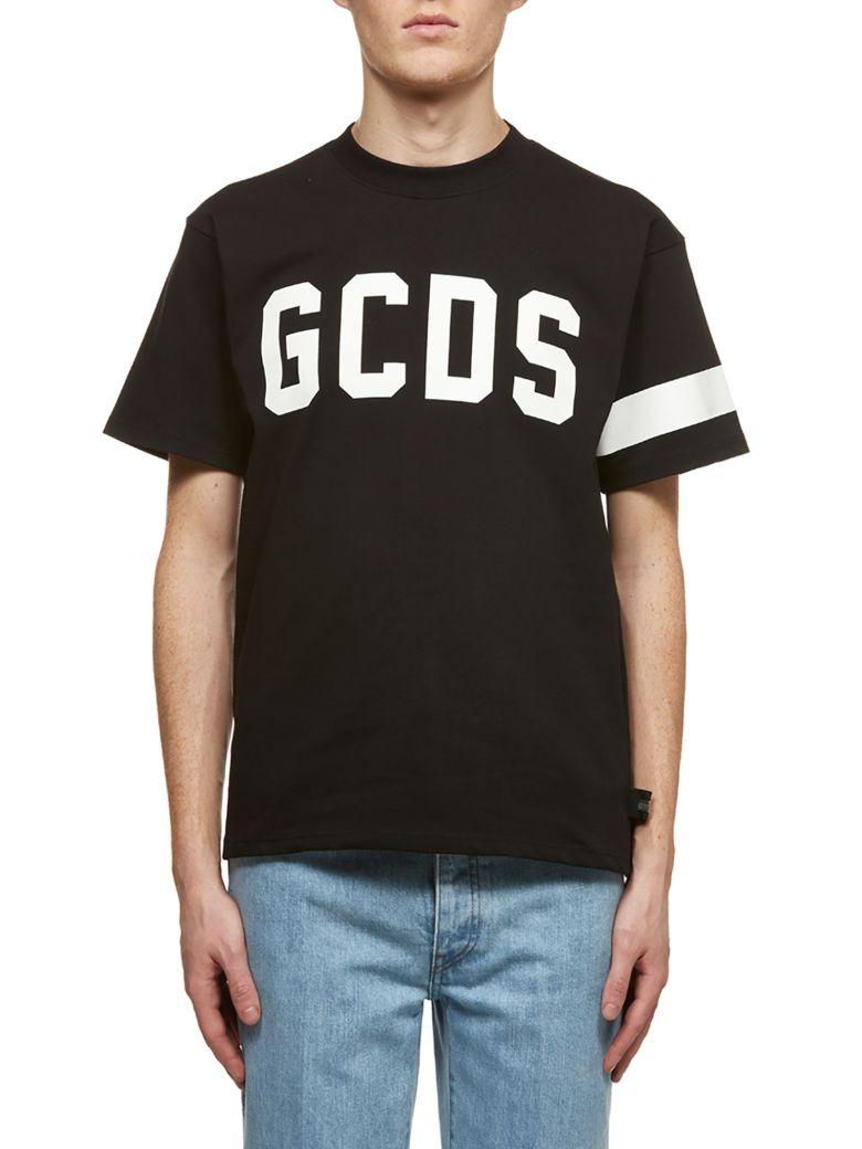 GCDS Logo T-shirt - Nero bianco
