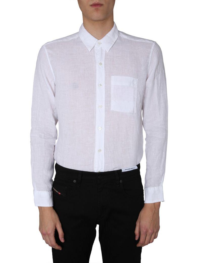 Belstaff Burstock Shirt - BIANCO
