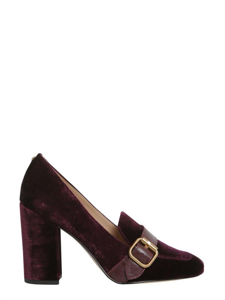 Sam Edelman Ellison Loafers With Heel - Red