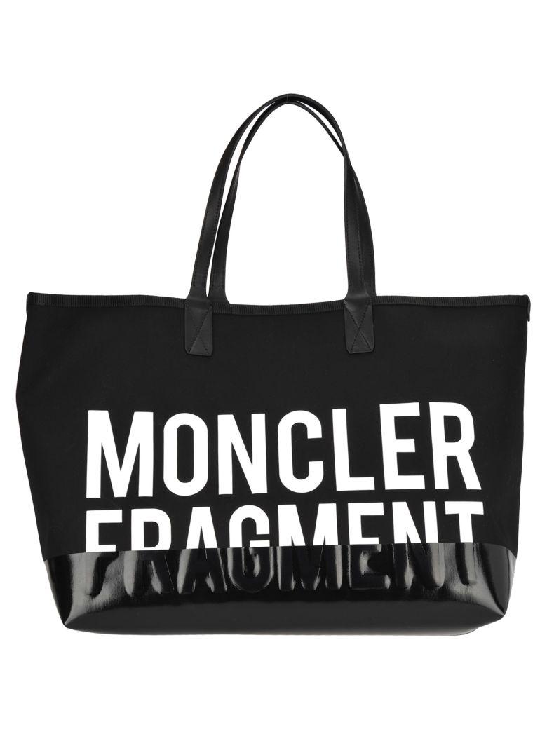 Moncler Fragment Moncler Fragment Shopping Bag - BLACK