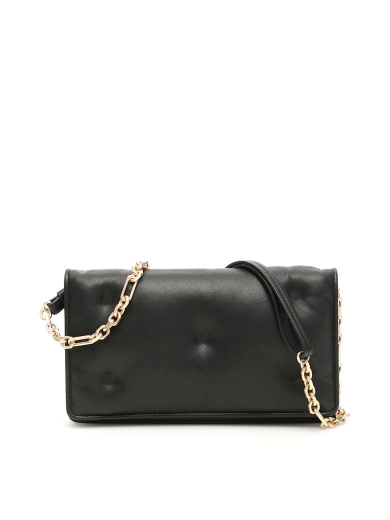 Maison Margiela Glam Slam Mini Clutch - BLACK (Black)