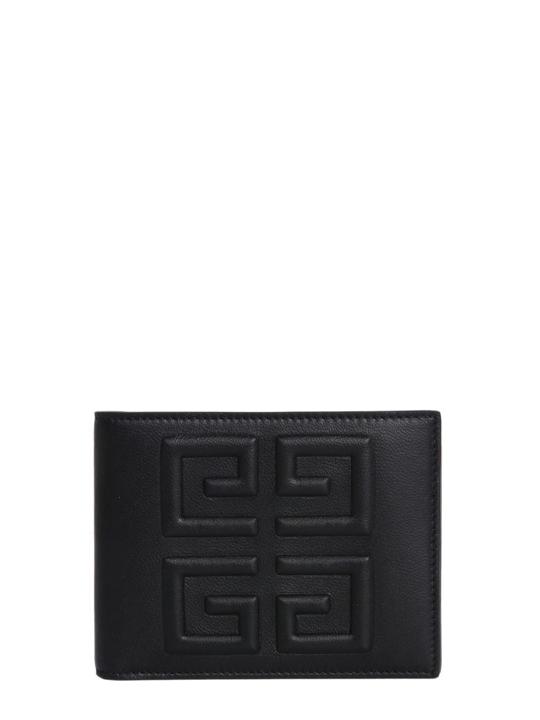 Givenchy 4g Wallet - GRIGIO