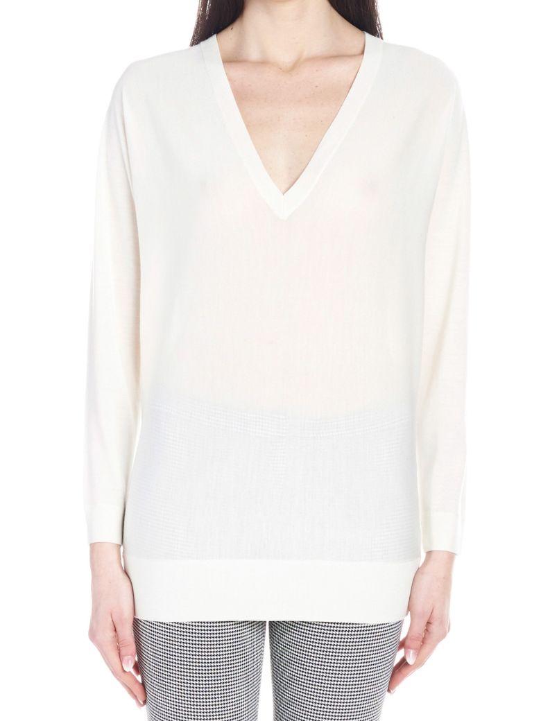 Theory Sweater - White
