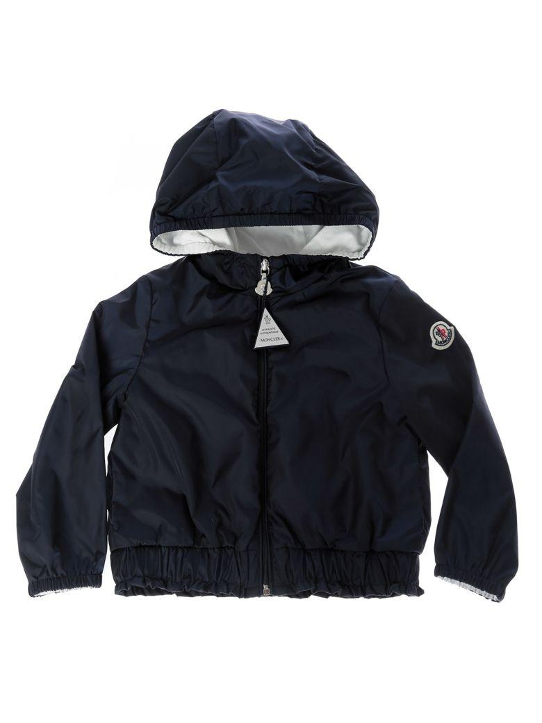 Moncler Kids Poema Hooded Jacket