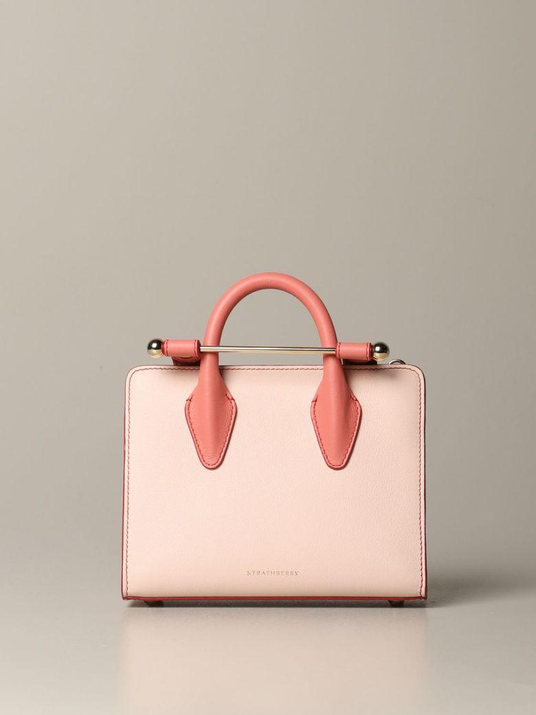 Strathberry Mini Bag Shoulder Bag Women Strathberry - pink