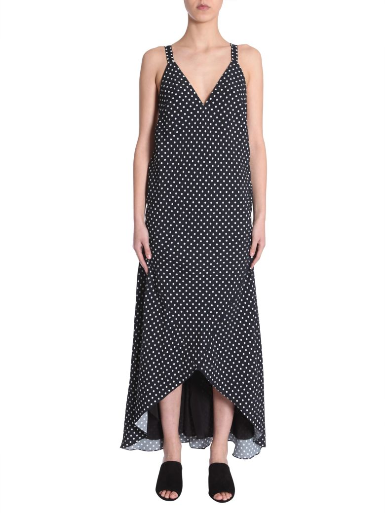 Haider Ackermann Long Dress - NERO