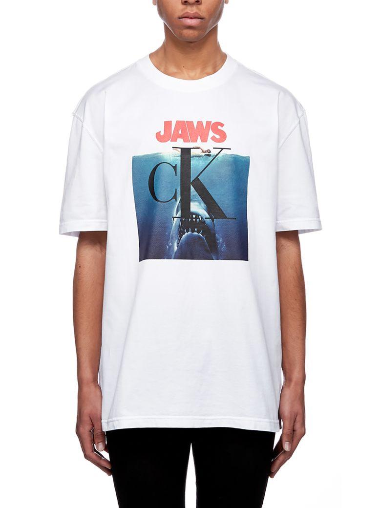 Calvin Klein Jaws Logo T-shirt - Basic