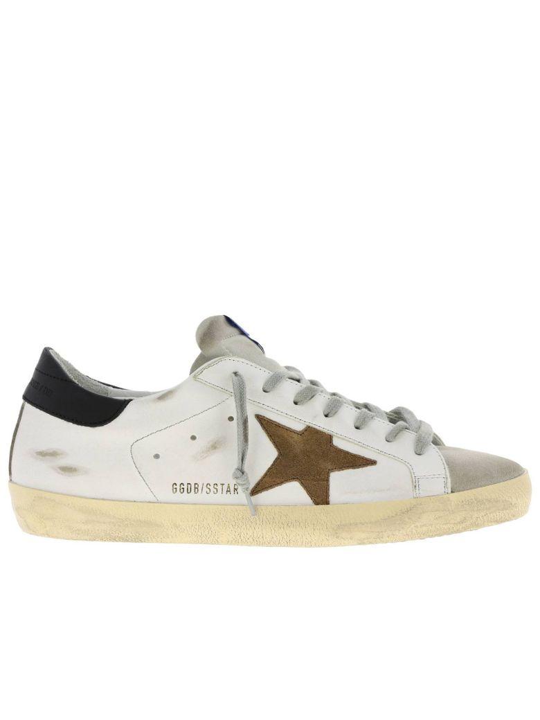 Golden Goose Sneakers Shoes Men Golden Goose - white