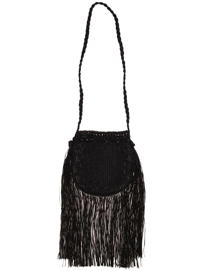 Alanui Shoulder Bag - Black