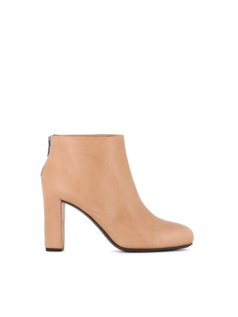 """Roberto del Carlo Ankle Boot """"10628"""" - Beige"""