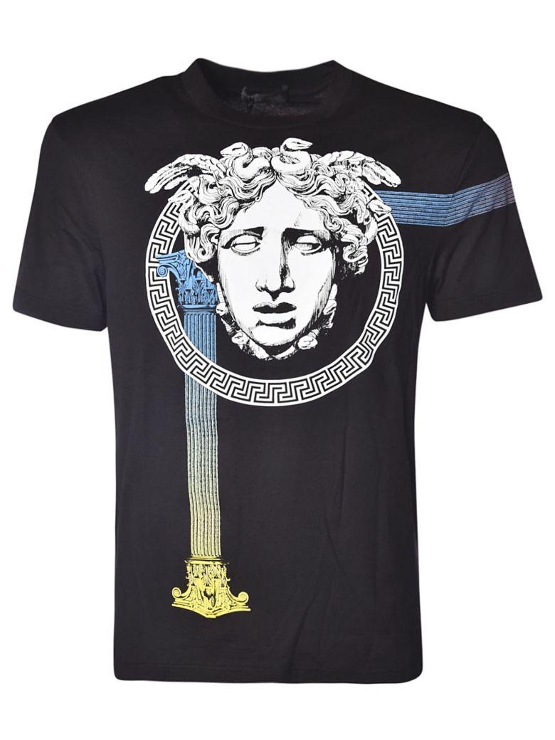 Versace Oversized Medusa Print T-shirt