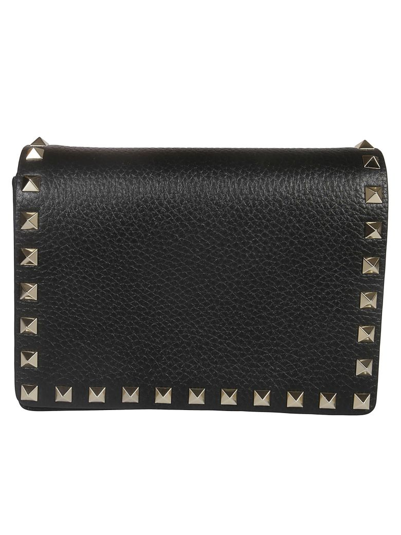 Valentino Mini Rockstud Shoulder Bag - Basic