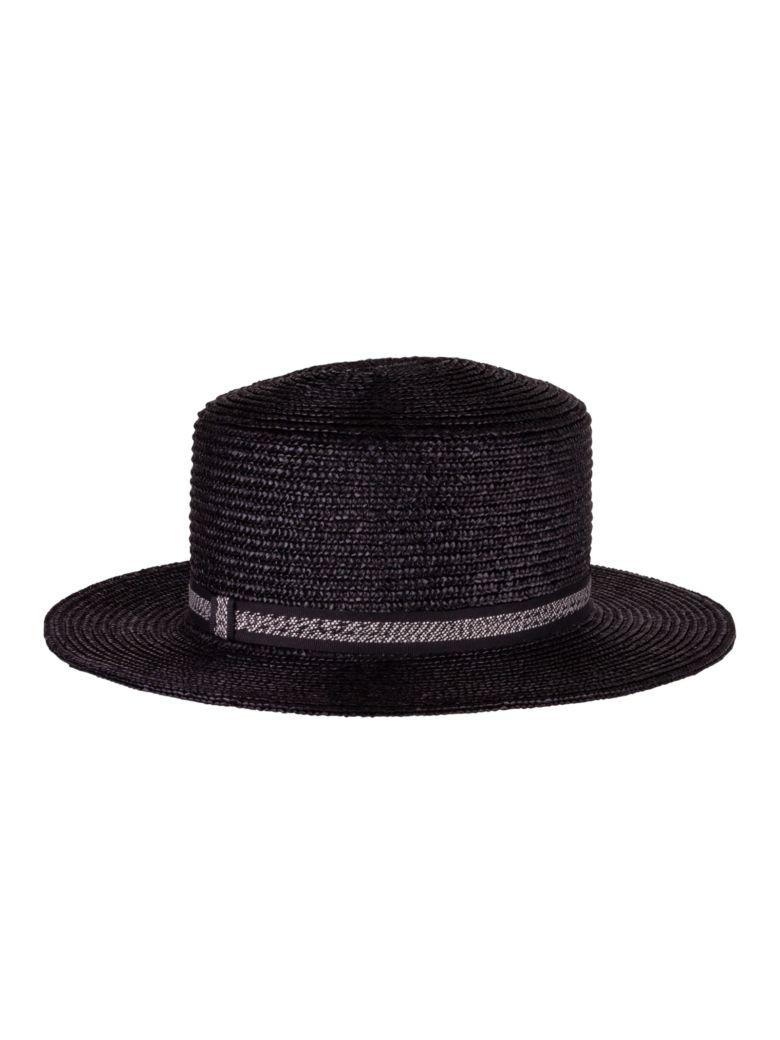 Maison Michel Cap - Black