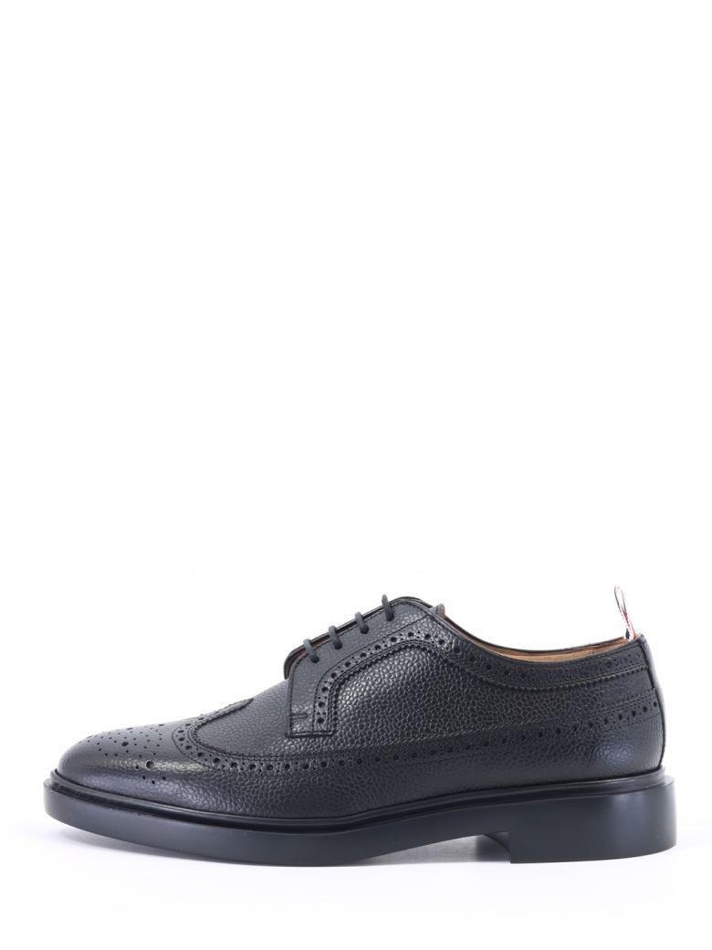 Thom Browne Lace-up Shoe Black - Black