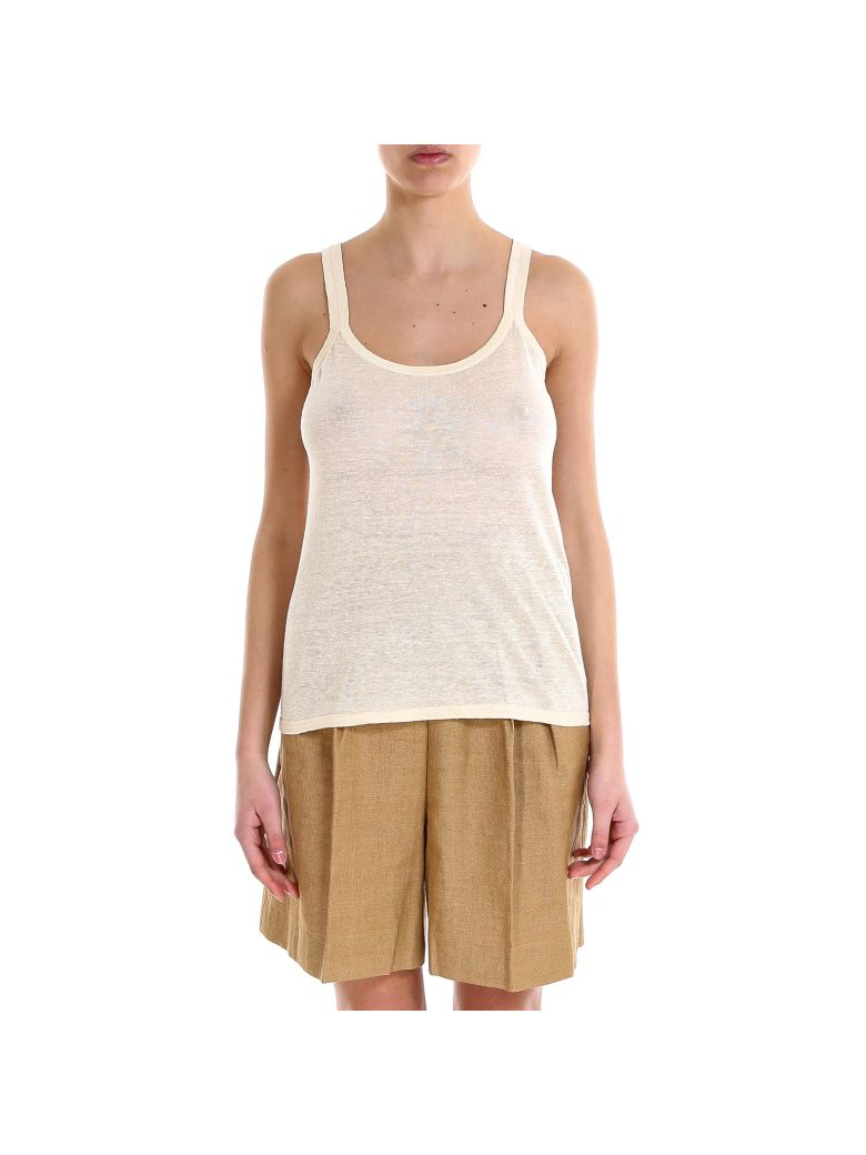 Theory Top - Beige