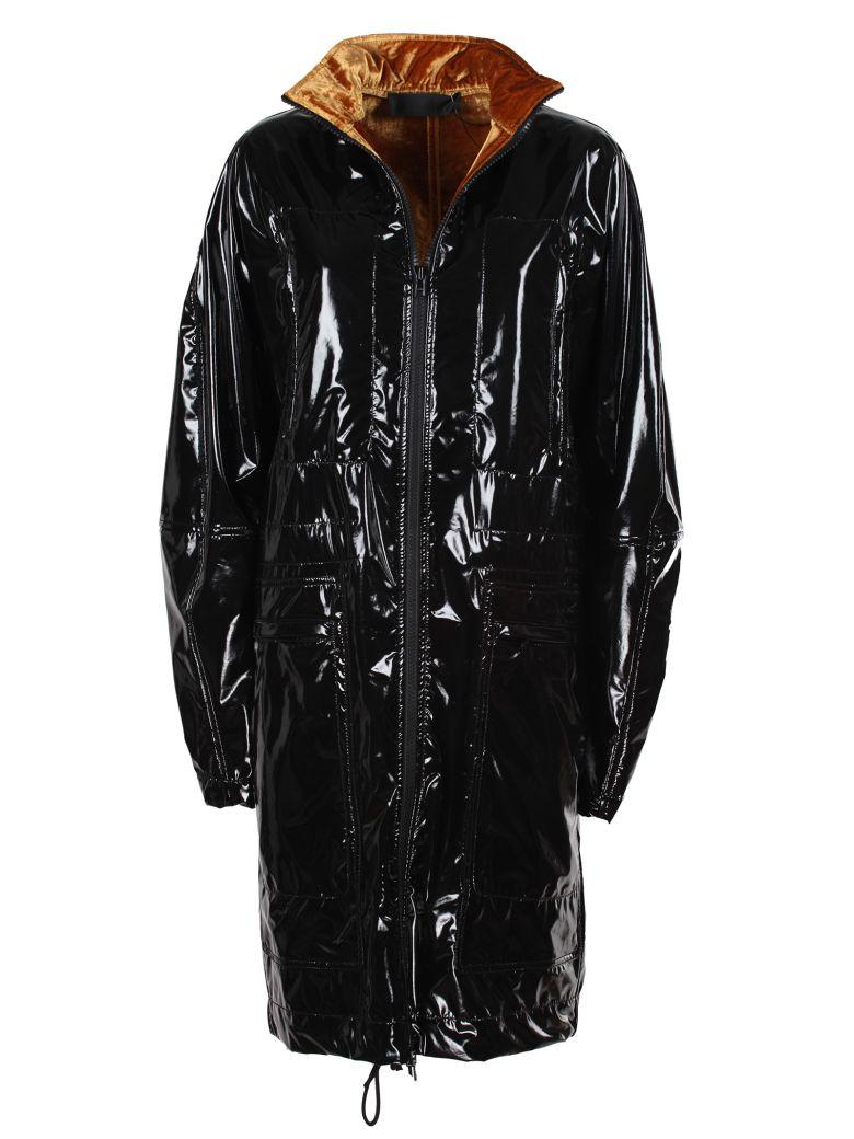 Haider Ackermann Technical Coat - Magnolia Black Rust