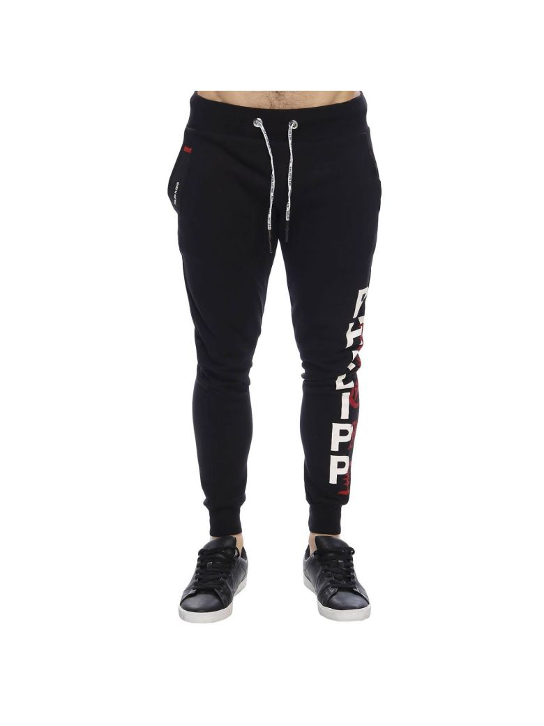 Philipp Plein Pants Pants Men Philipp Plein - black
