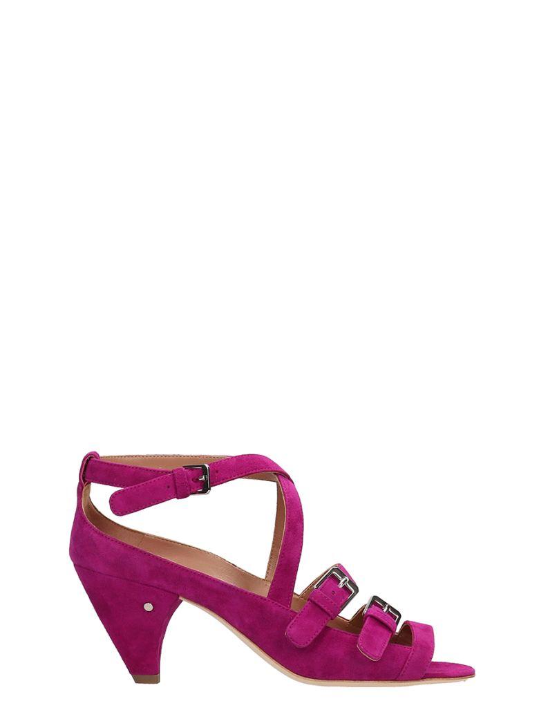 Laurence Dacade Teodora Strappy Sandals - Purple