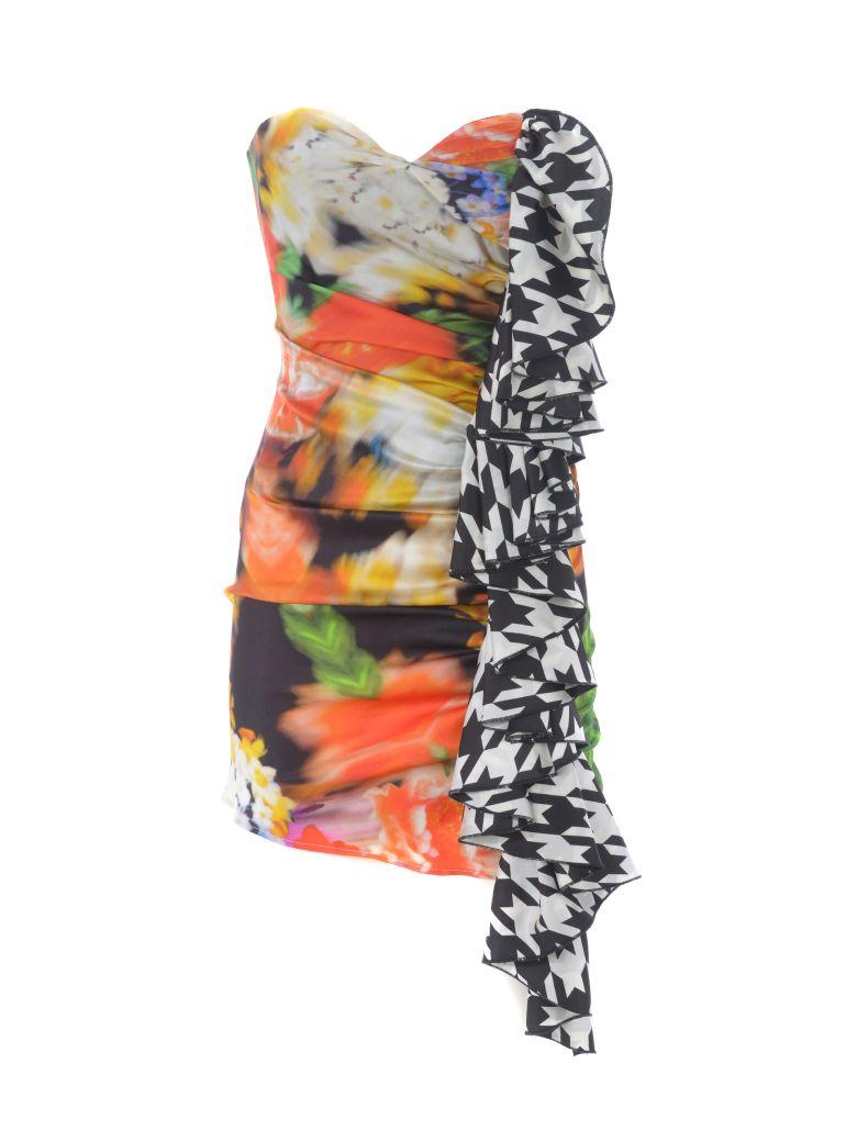 Giuseppe di Morabito Draped Dress - Multicolor
