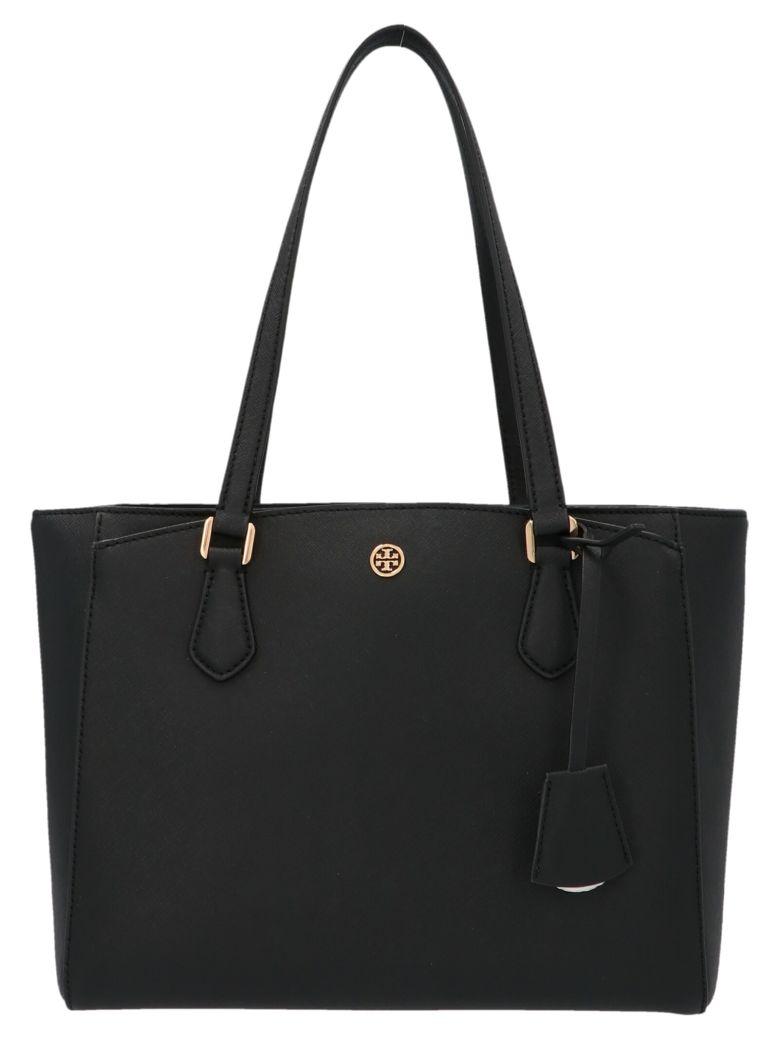 Tory Burch 'robinson' Bag - Black