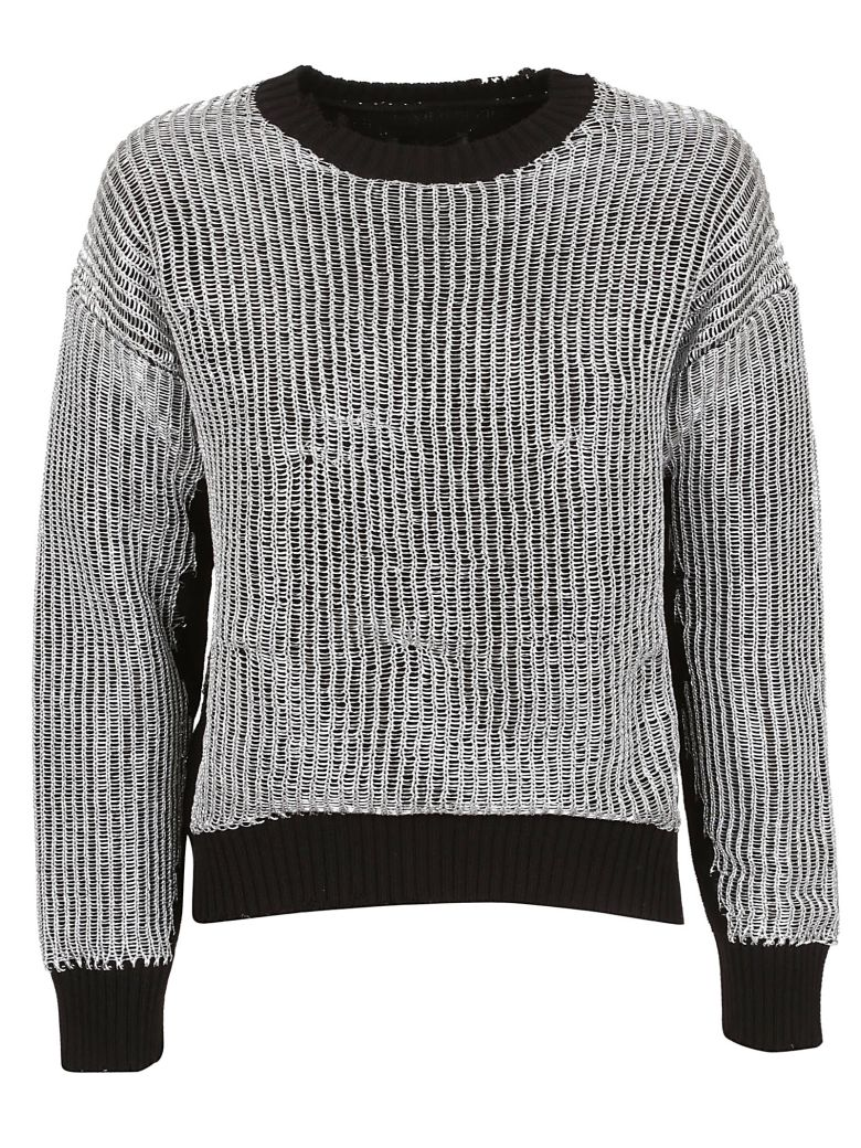 RTA Boxy Sweater - Basic