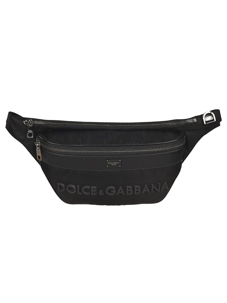 Dolce & Gabbana Logo Belt Bag - Nero nero