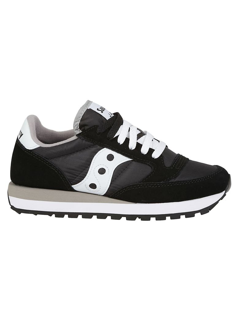 Saucony Lace-up Sneakers - Black