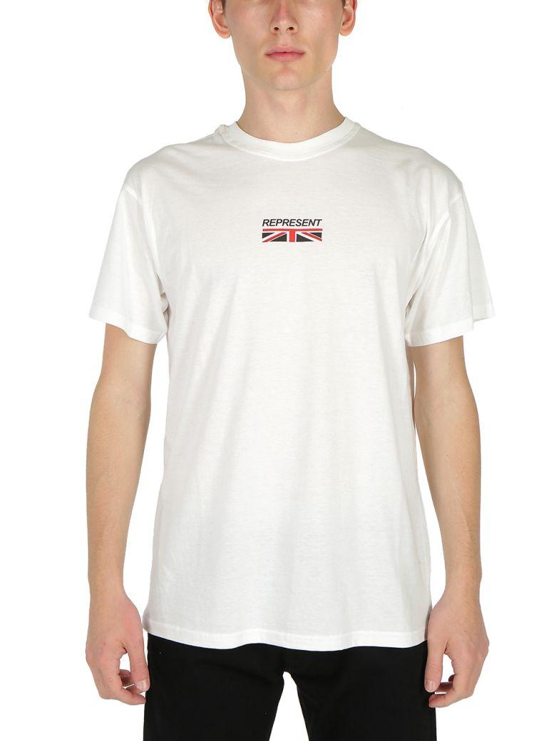 REPRESENT - Logo T-shirt - White