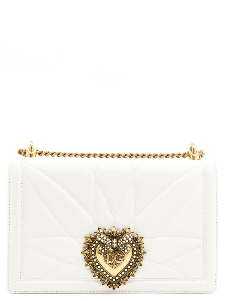 Dolce & Gabbana 'devotion' Bag - White