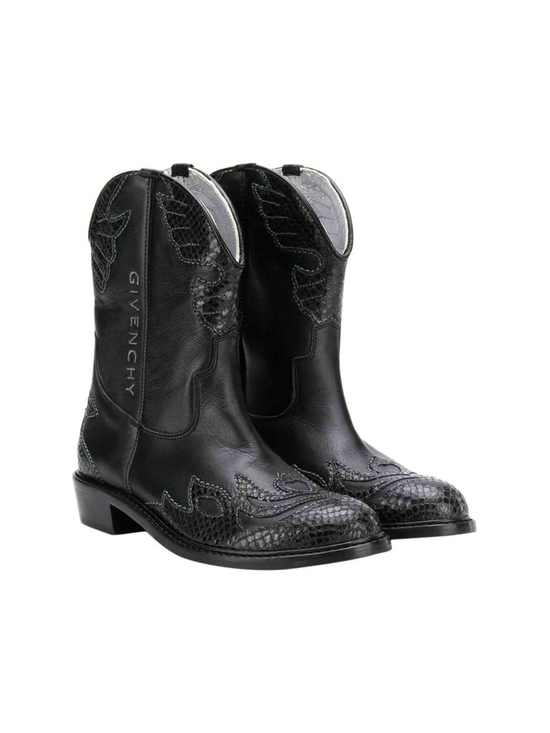 GIVENCHY Givenchy Boots With Print